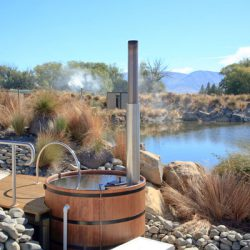 Accommodation With Thermal Spa North Island New Zealand