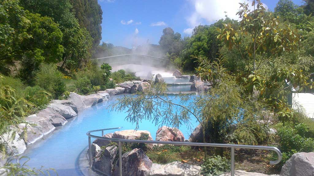 Welcome Flat - Thermal pools and spas - Te Ara