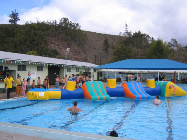 Maurie Kjar Memorial Swimming Pool Complex All Nz 39 S Hot Pools In One Place