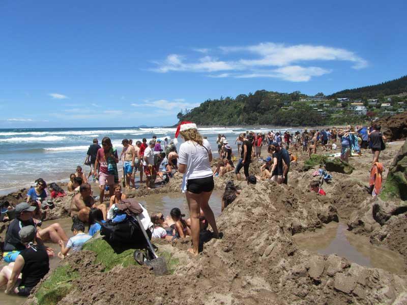 Горячий пляж фото  фотография