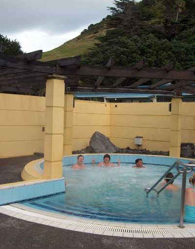 Taupo DeBretts Hot Springs, Pools and Water Park
