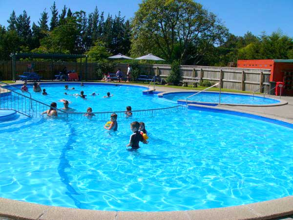 Oropi Spa Pools and Country Cafe - NZHotPools.co.nz: ALL