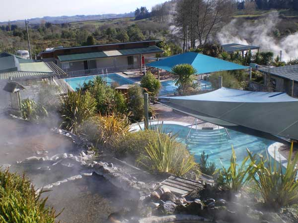 Waikite Valley Thermal Pools Nzhotpools Co Nz All Nz S