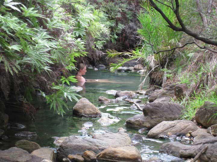 Cow Stream Hot Spring, Hanmer Springs - NZHotPools.co.nz
