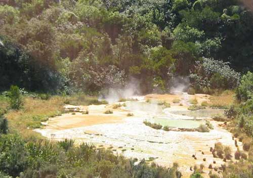 Welcome Flat Hot pools | Hot pools, Hot springs, New zealand