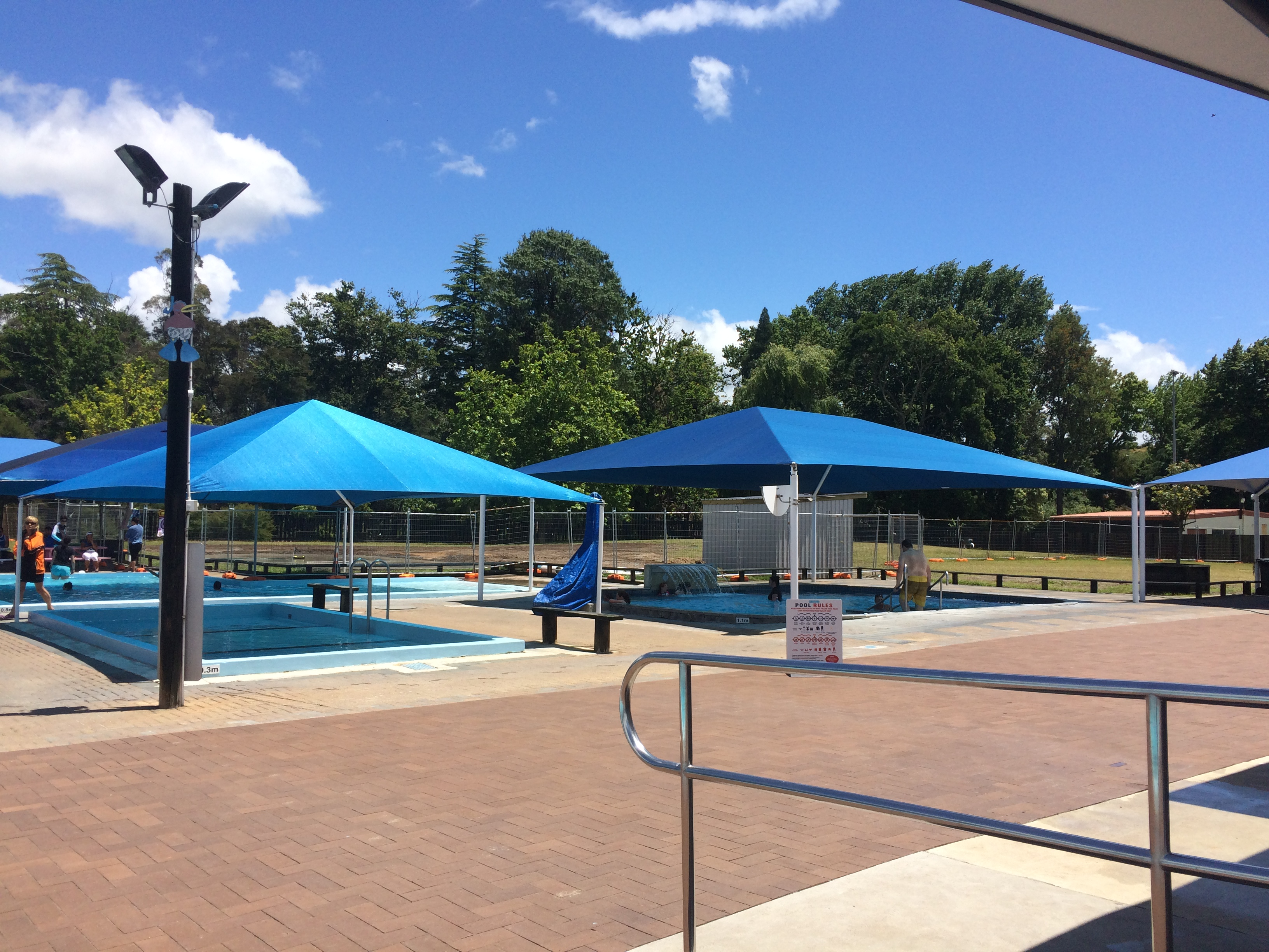 Hot Swimming Pool : Pools photos archive nzhotpools nz all s hot